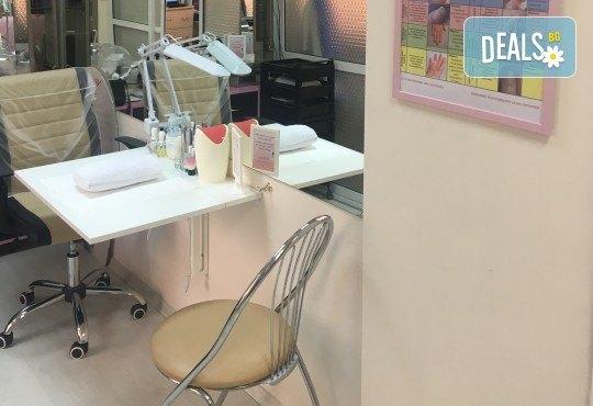 Почистване на лице, ултразвук, масаж и маска според типа кожа, в Студио за красота Galina! - Снимка 5