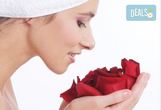 Почистване на лице, ултразвук, масаж и маска според типа кожа, в Студио за красота Galina! - Снимка 1