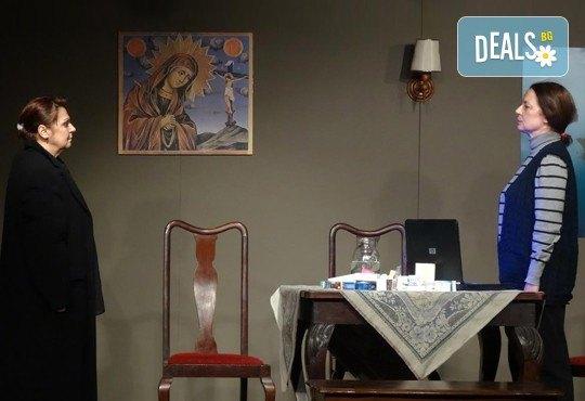 """Гледайте Котката със сините очи на 08.04., от 19:30 ч., в """"Нов театър"""" в НДК, билет за един или за двама! - Снимка 9"""