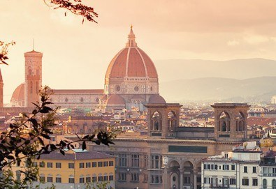Самолетна екскурзия до Флоренция на дата по избор! 3 нощувки и закуски, самолетен билет, летищни такси и трансфери - Снимка
