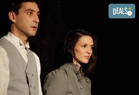 На театър! Гледайте Човекът, който искаше на 27-ми април (четвъртък) в МГТ Зад канала! - Снимка 7