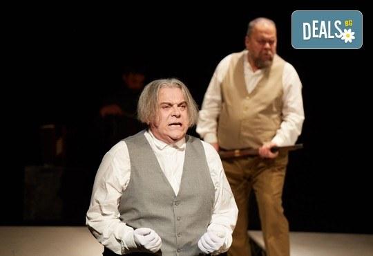 На театър! Гледайте Човекът, който искаше на 27-ми април (четвъртък) в МГТ Зад канала! - Снимка 8