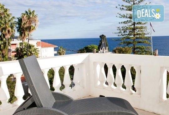 На почивка в Сан Ремо, Италия, с Филип Тур! 7 нощувки в Des Anglais 4* със закуски и вечери, самолетен билет, летищни такси, трансфери! - Снимка 3