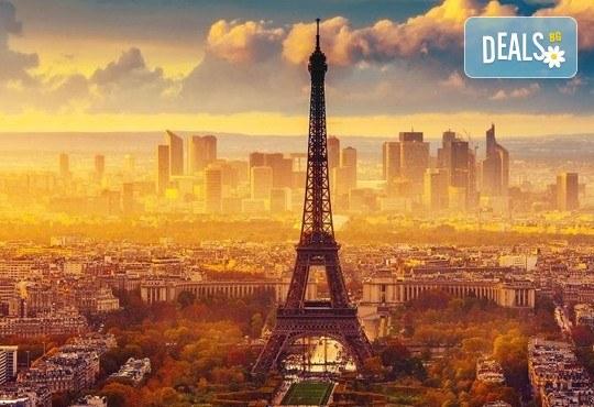 Екскурзия до Париж и централна Европа през май, с Дари Травел! 5 нощувки със закуски, самолетен билет, транспорт и екскурзовод! - Снимка 1