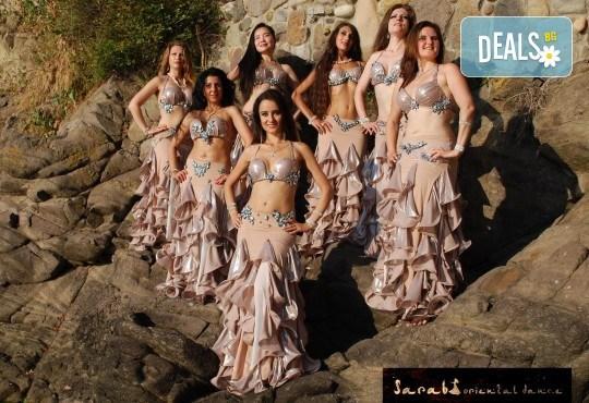 """Боряна Димитрова и Sarab Oriental Dance представят нов танцов спектакъл """"Приказка от 1001 нощ"""" в Дом на културата Искър! - Снимка 2"""