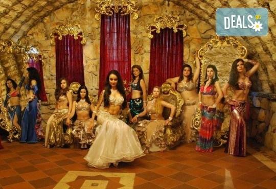 """Боряна Димитрова и Sarab Oriental Dance представят нов танцов спектакъл """"Приказка от 1001 нощ"""" в Дом на културата Искър! - Снимка 3"""
