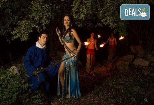 """Боряна Димитрова и Sarab Oriental Dance представят нов танцов спектакъл """"Приказка от 1001 нощ"""" в Дом на културата Искър! - Снимка 5"""