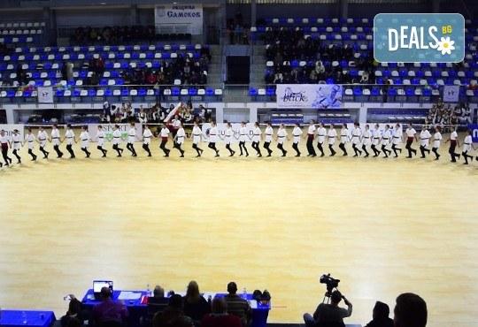 В ритъма на българския танц! 8 посещения за начинаещи в клуб по народни танци Фолклор БГ в Пловдив - Снимка 7