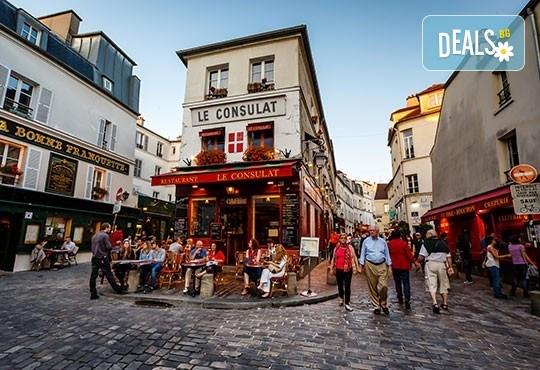 Самолетна екскурзия до Париж на дата по избор със Z Tour! 3 нощувки със закуски в хотел 2*, билет, летищни такси и трансфери - Снимка 8