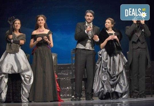 Гледайте Анна Каренина от Л.Н.Толстой в Театър Софияс Награда Икар2017 за режисура и музика, на 26.04.или 09.05. от 19ч, билет за един! - Снимка 6