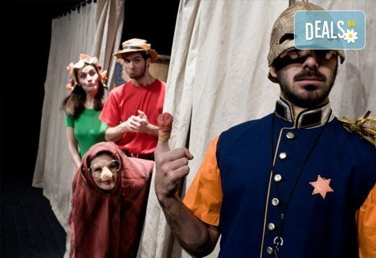 На театър с децата! Гледайте Пинокио в Младежки театър, на 22.04. от 11ч., Голяма сцена, един билет - Снимка 6