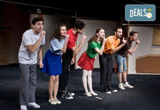 На театър с децата! Гледайте Пинокио в Младежки театър, на 22.04. от 11ч., Голяма сцена, един билет - Снимка 9