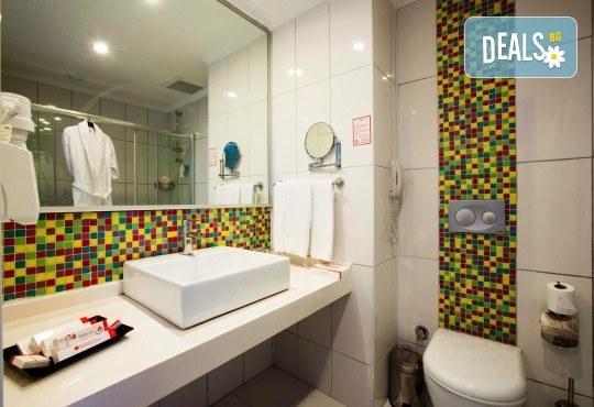 Last minute почивка в Анталия: 7 нощувки, All Inclusive в Ramada Resort Side 5*, двупосочен билет, директен полет, летищни такси и трансфери - Снимка 8