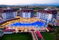 Last minute почивка в Анталия: 7 нощувки, All Inclusive в Ramada Resort Side 5*, двупосочен билет, директен полет, летищни такси и трансфери - Снимка