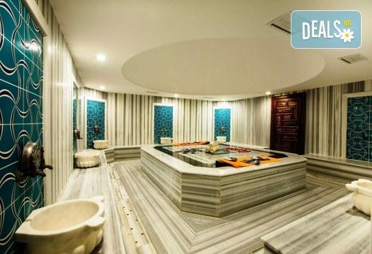 Last minute почивка в Анталия: 7 нощувки, All Inclusive в Ramada Resort Side 5*, двупосочен билет, директен полет, летищни такси и трансфери - Снимка 12