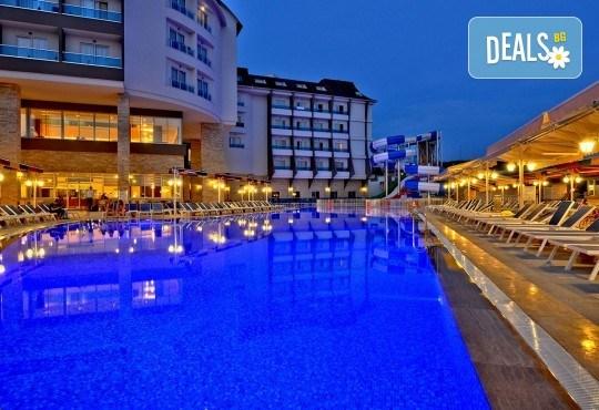 Last minute почивка в Анталия: 7 нощувки, All Inclusive в Ramada Resort Side 5*, двупосочен билет, директен полет, летищни такси и трансфери - Снимка 15