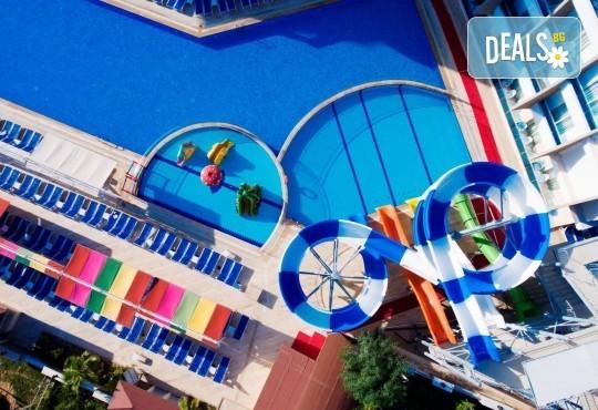 Last minute почивка в Анталия: 7 нощувки, All Inclusive в Ramada Resort Side 5*, двупосочен билет, директен полет, летищни такси и трансфери - Снимка 16