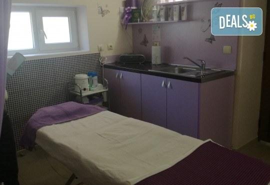 Дълбоко почистване на лице, механично или с ултразвукова шпатула, серум или ампула по избор в Студио за красота eLL - Снимка 3