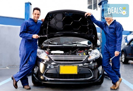 Ефективно почистване на инжекционна система на бензинов или дизелов двигател с машина Wynn's FuelServe™ без демонтаж в автоцентър Формула 3 - Снимка 1