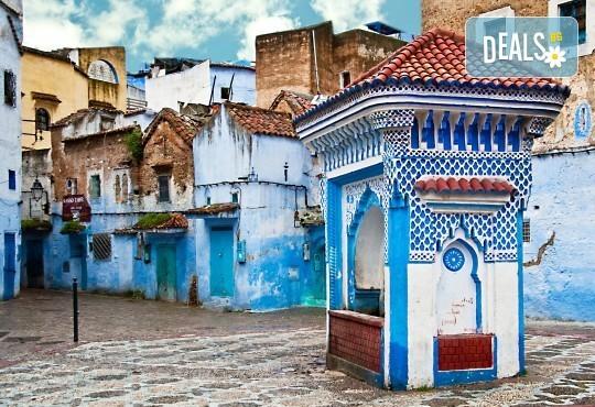 Екскурзия до перлите на Мароко - Агадир, Ессауира, Маракеш: 7 нощувки със закуски и вечери, двупосочен билет, летищни такси и програма - Снимка 2