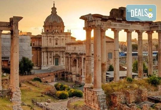 Потвърдена самолетна екскурзия до Рим - сърцето на Италия! 3 нощувки със закуски в хотел 3*, самолетен билет, трансфери и панорамна обиколка! - Снимка 16