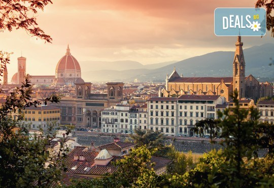 Под небето на Тоскана, Италия: шестдневна екскурзия, 4 нощувки със закуски, транспорт, екскурзовод и туристическа програма във Флоренция! - Снимка 3