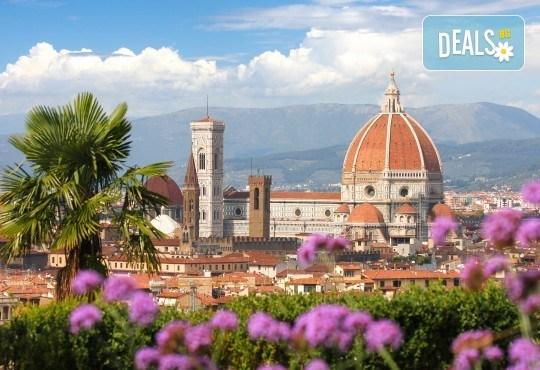 Под небето на Тоскана, Италия: шестдневна екскурзия, 4 нощувки със закуски, транспорт, екскурзовод и туристическа програма във Флоренция! - Снимка 2