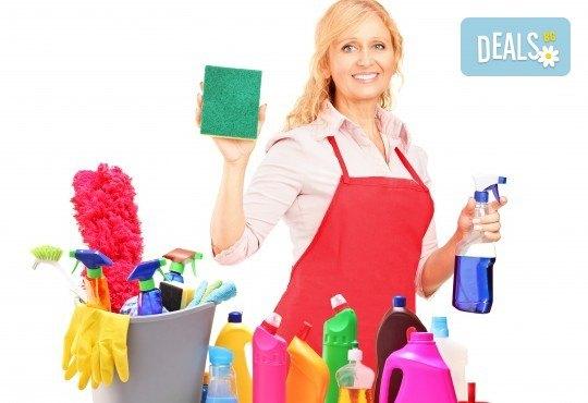 Отдайте се на заслужена почивка и оставете почистването на санитарните помещения на QUICKCLEAN! - Снимка 2