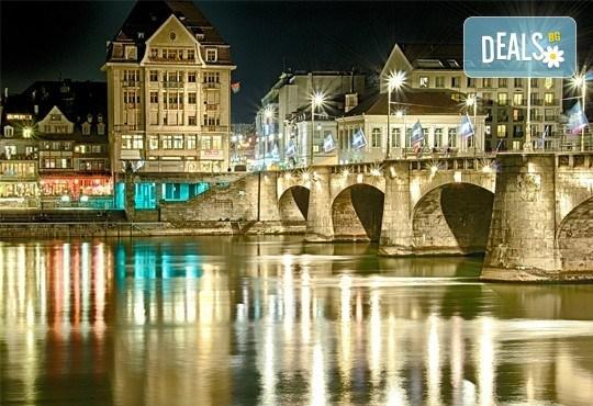Самолетна екскурзия до Швейцария с посещение на Цюрих, Женева, Лозана, Страсбург и Базел! 4 нощувки със закуски и самолетен билет от София Тур! - Снимка 8