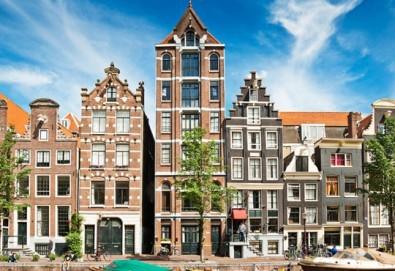 Екскурзия до романтичния Амстердам - северната Венеция! 3 нощувки със закуски, самолетен билет и водач от София Тур! - Снимка