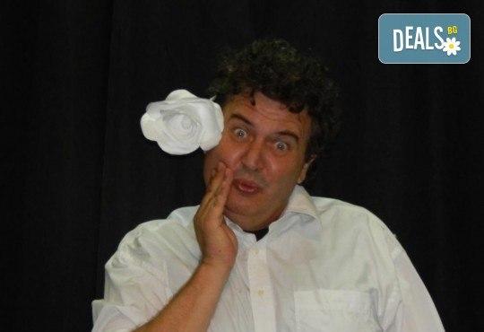 """Елате да се посмеем с моноспектакъла """"Аман от магарета"""" по разкази на Чудомир, на 31.05. от 19ч, в Театър Сълза и Смях, камерна сцена - Снимка 4"""