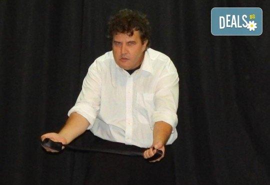 """Елате да се посмеем с моноспектакъла """"Аман от магарета"""" по разкази на Чудомир, на 31.05. от 19ч, в Театър Сълза и Смях, камерна сцена - Снимка 12"""