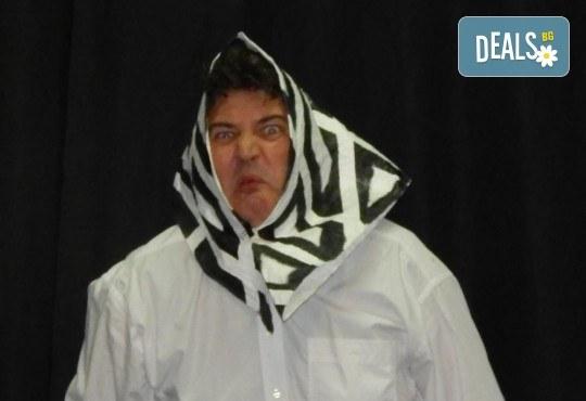 """Елате да се посмеем с моноспектакъла """"Аман от магарета"""" по разкази на Чудомир, на 31.05. от 19ч, в Театър Сълза и Смях, камерна сцена - Снимка 10"""