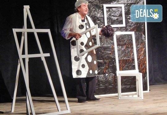 """Елате да се посмеем с моноспектакъла """"Аман от магарета"""" по разкази на Чудомир, на 31.05. от 19ч, в Театър Сълза и Смях, камерна сцена - Снимка 8"""