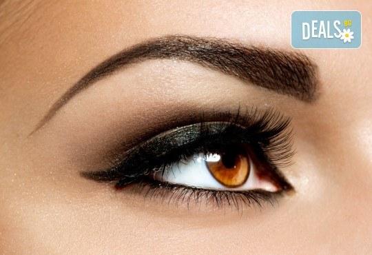 Пленителен поглед с изключително гъсти, меки и красиви мигли - 3D мигли от Marbella Beauty Studio - Снимка 2
