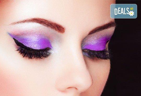 Пленителен поглед с изключително гъсти, меки и красиви мигли - 3D мигли от Marbella Beauty Studio - Снимка 1