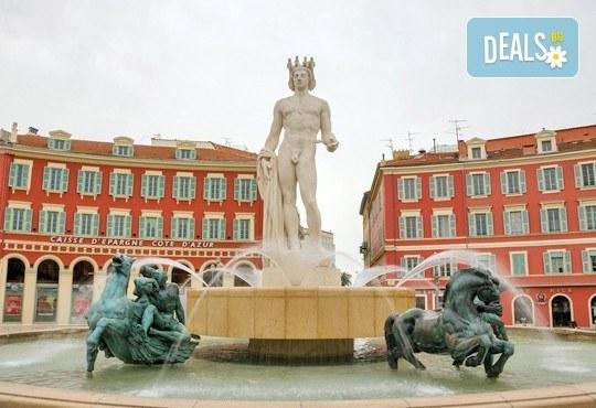 Екскурзия до Италия и Френската Ривиера! 7 нощувки, закуски, транспорт и програма в Загреб, Генуа, Ница, Монако, Сен Тропе, Антиб, Кан, Верона и Венеция! - Снимка 3