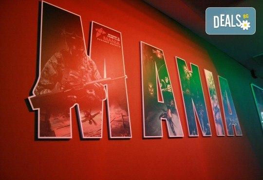 Наем на зала за рожден ден до 10 или 20 деца с игра на плейстейшън 4 и с включена украса от игрална зала Mania - Снимка 5