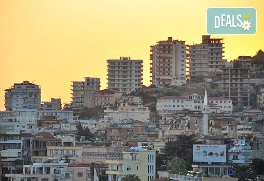 Екскурзия до Албания: 7 нощувки със закуски и вечери в Saranda International 4*, транспорт от София или Плевен! - Снимка 10