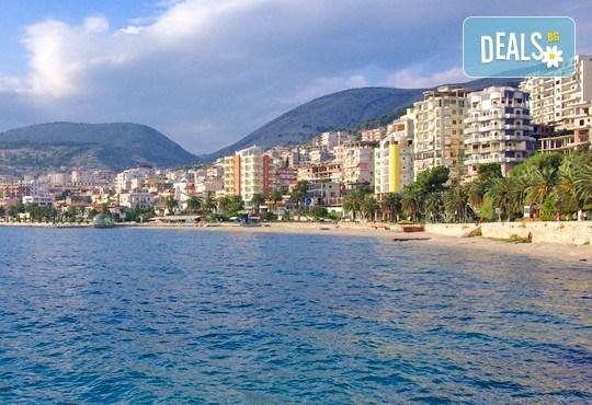 Екскурзия до Албания: 7 нощувки със закуски и вечери в Saranda International 4*, транспорт от София или Плевен! - Снимка 11