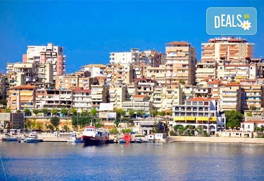 Екскурзия до Албания: 7 нощувки със закуски и вечери в Saranda International 4*, транспорт от София или Плевен! - Снимка 9
