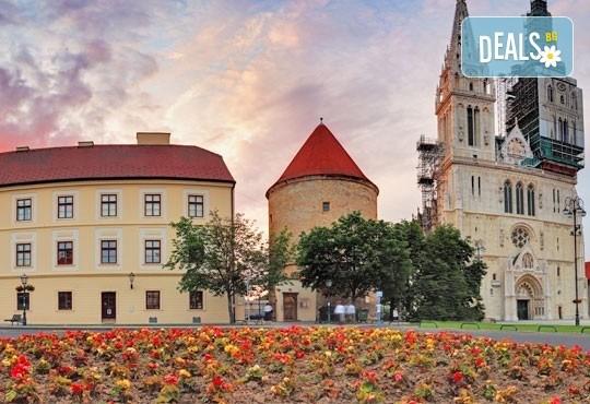 Екскурзия през август до Хърватия и Сърбия! 2 нощувки, закуски, транспорт, туристическа програма в Загреб и Белград, посещение на Плитвишките езера! - Снимка 3