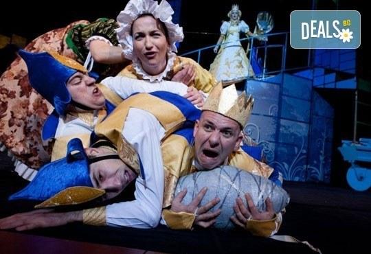 На театър с децата! Спящата красавица в Младежки театър на 13.05. от 11 ч, 1 билет - Снимка 1