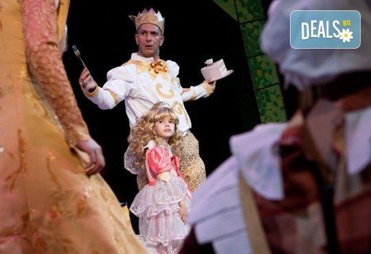 На театър с децата! Спящата красавица в Младежки театър на 13.05. от 11 ч, 1 билет - Снимка 5