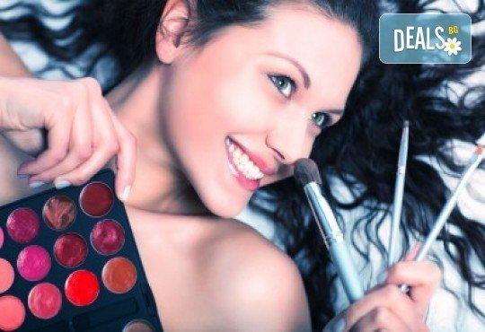 Разберете новите тенденции в гримирането с 2-дневен интензивен курс по професионален грим в NSB Beauty Center! - Снимка 1