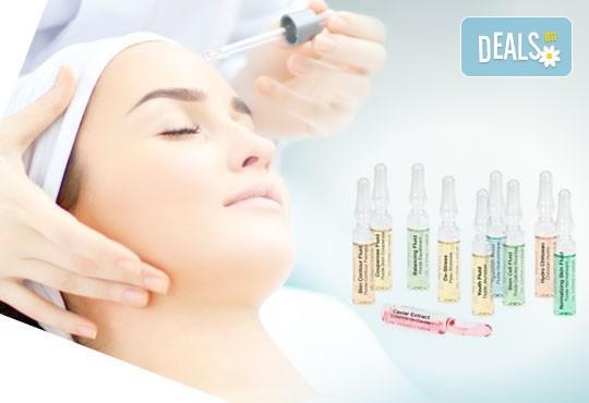 Мезотерапия с дермо ролер, терапия с ампула или маска с висок клас френска козметика Filorga и козметичен масаж в WAVE STUDIO - НДК! - Снимка 2