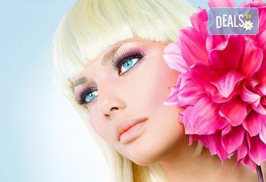 Пленявайте с поглед и изящни мигли! Поставяне на мигли по метода косъм по косъм с 3D ефект в салон Bellisima! - Снимка 1