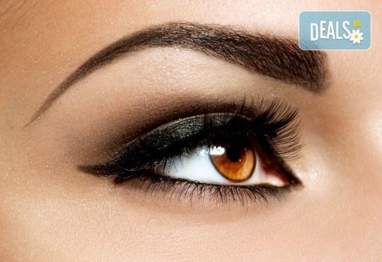Пленявайте с поглед и изящни мигли! Поставяне на мигли по метода косъм по косъм с 3D ефект в салон Bellisima! - Снимка 2