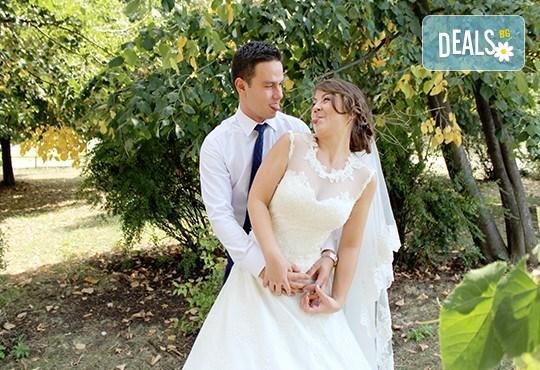 Само до края на май! Фото, видео заснемане на сватбено тържество, Go Pro камера, заснемане с дрон, дата по избор за 2017, от Townhall Productions! - Снимка 4