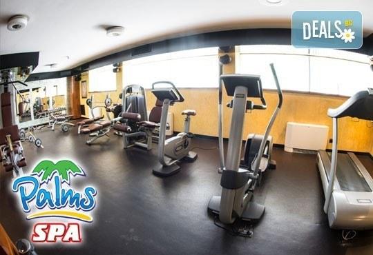 Влезте във форма с Palms Spa към хотел Анел 5*! Басейн + джакузи, фитнес или комбинация със сауна или парна баня само до 15.06! - Снимка 9